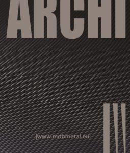Architectuur farde MDB Metal